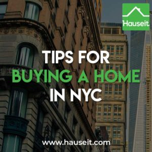 Here are some tips and tricks to buying a home in NYC that agents nor the typical article won't tell you including the secret benefit of a buyer's broker!