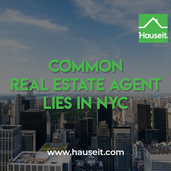 common real estate agent lies in nyc