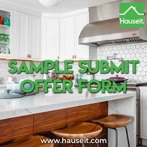 Sample NYC Submit Offer Form REBNY Financial Statement