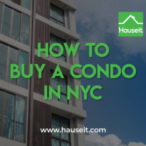 Buying a condo in NYC may seem like a straightforward process vs buying a co op apartment; however, there are many pitfalls to be aware of for first time home buyers and veterans alike. Learn the step by step process of buying a condo in NYC from your first viewing to closing day.