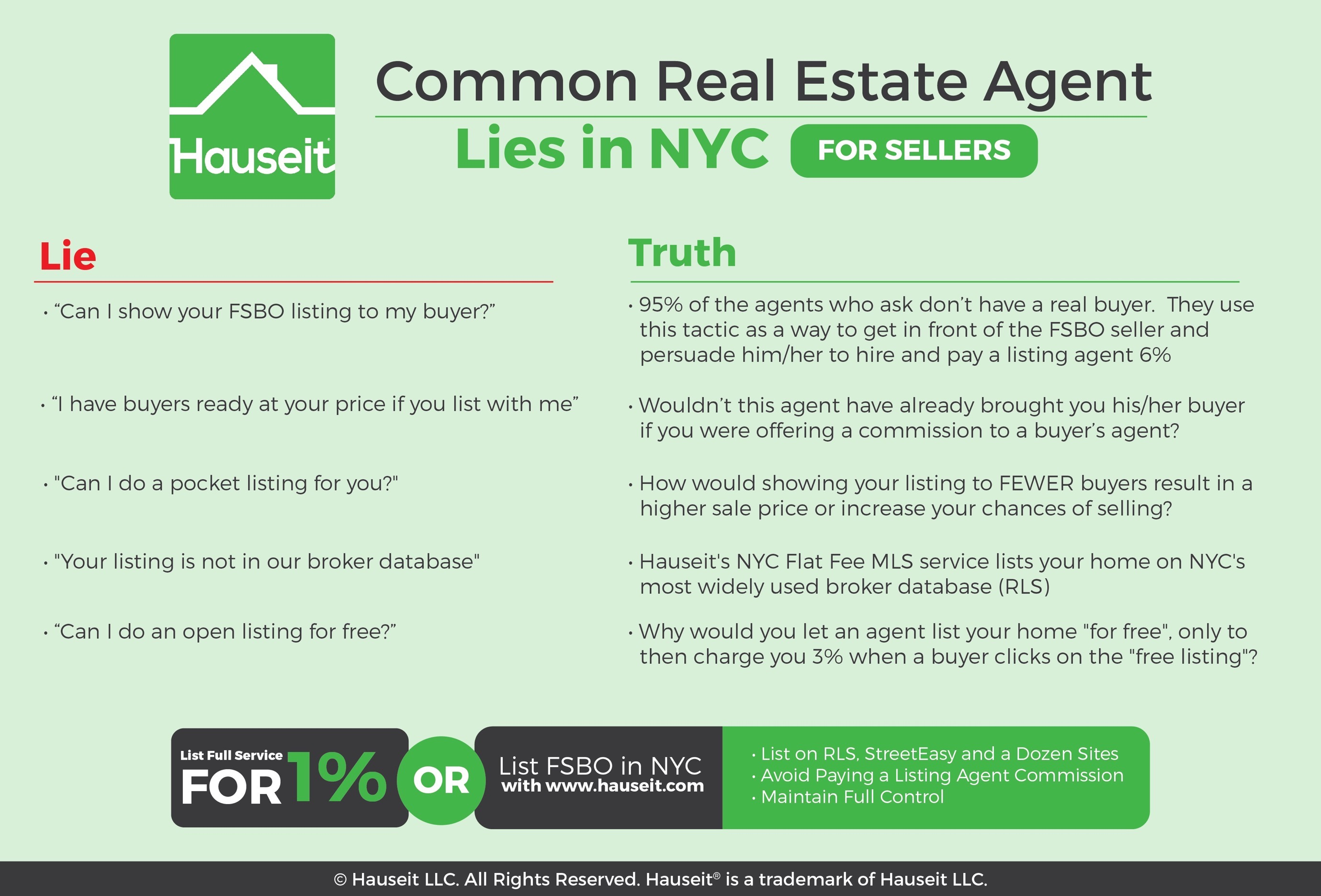 top tips for selling your home fsbo in nyc | hauseit new york city
