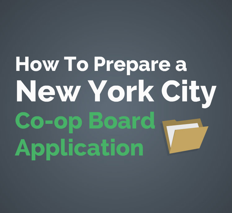 Nyc Coop Board Package Purchase Application Instructions Tips Tricks