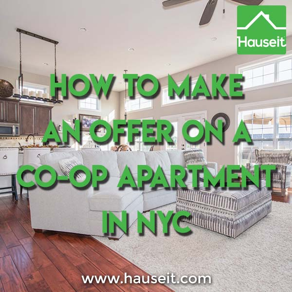 Co Op Apartment: How To Make An Offer On A Co-op Apartment In NYC