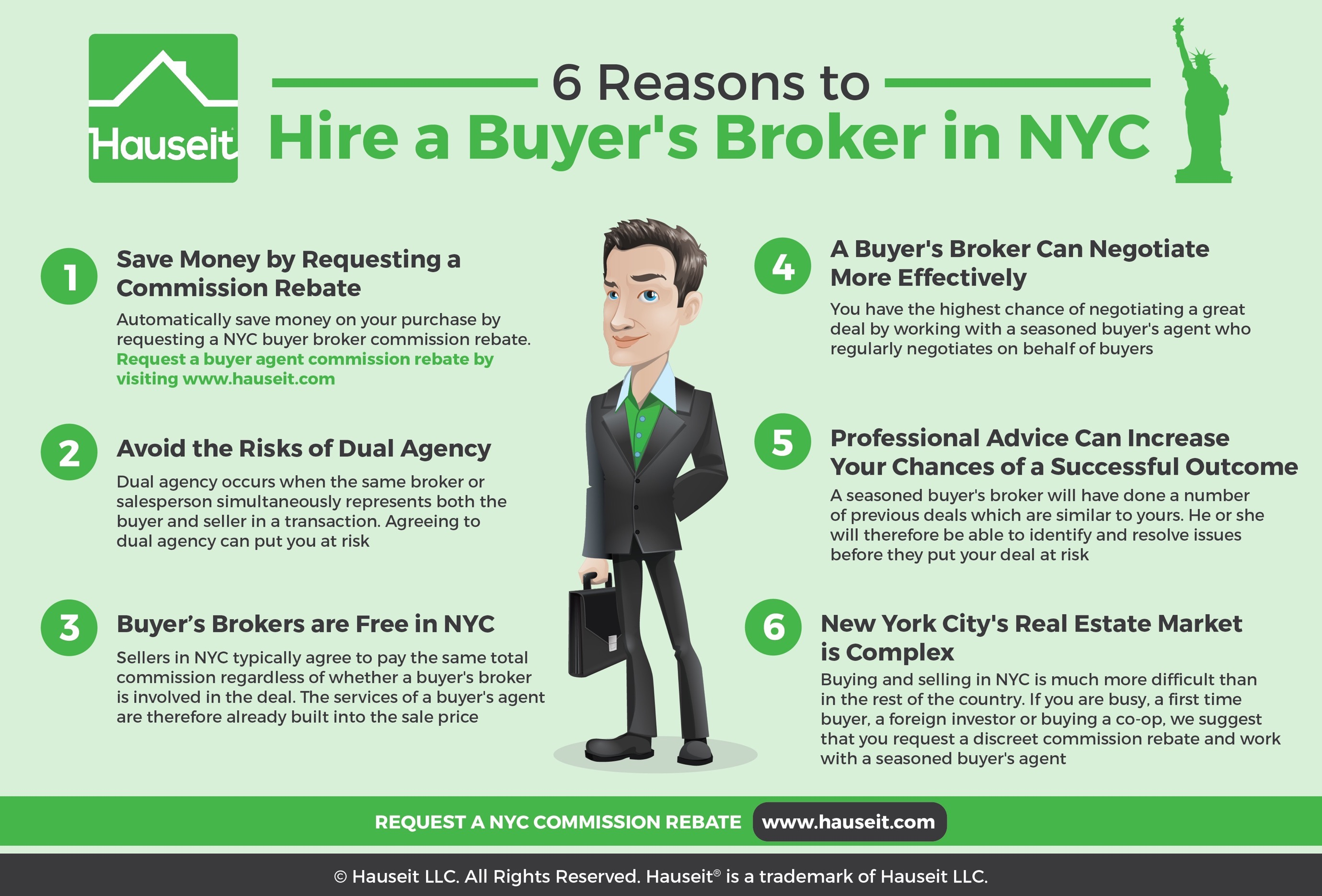 6 Reasons To Hire a Buyer's Broker in NYC