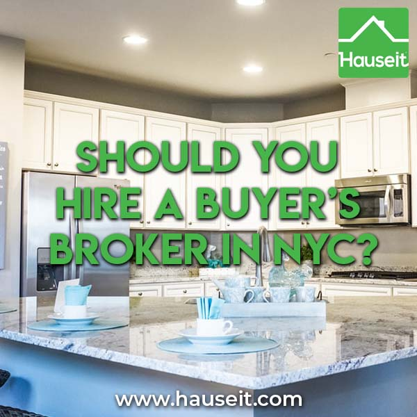 Hiring a buyer's broker in NYC and requesting a NYC commission rebate from your buyer's broker is the most important first step when buying in NYC.