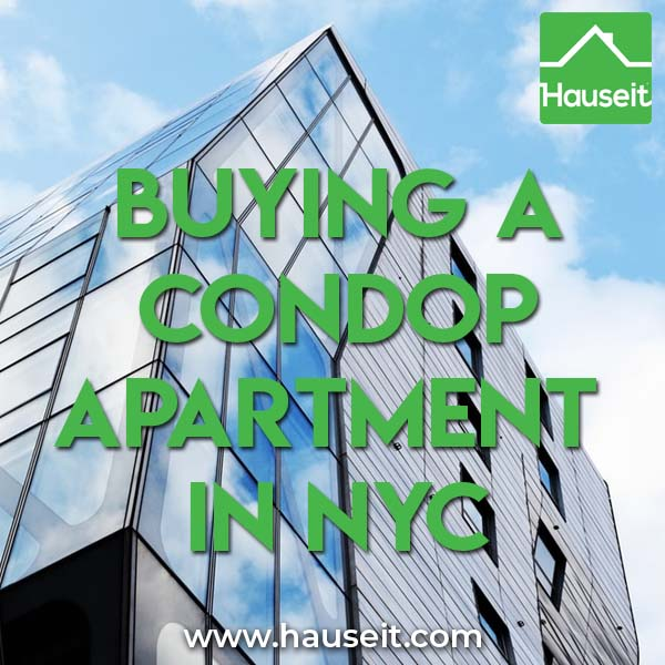 Buying a condop apartment in nyc hauseit nyc for Buying an apartment in nyc
