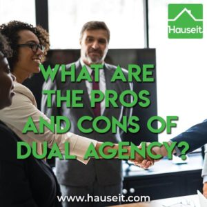 Agreeing to dual agency in NYC will prevent you from saving money by requesting a NYC buyer agent commission rebate. Dual agency also increases your risk.