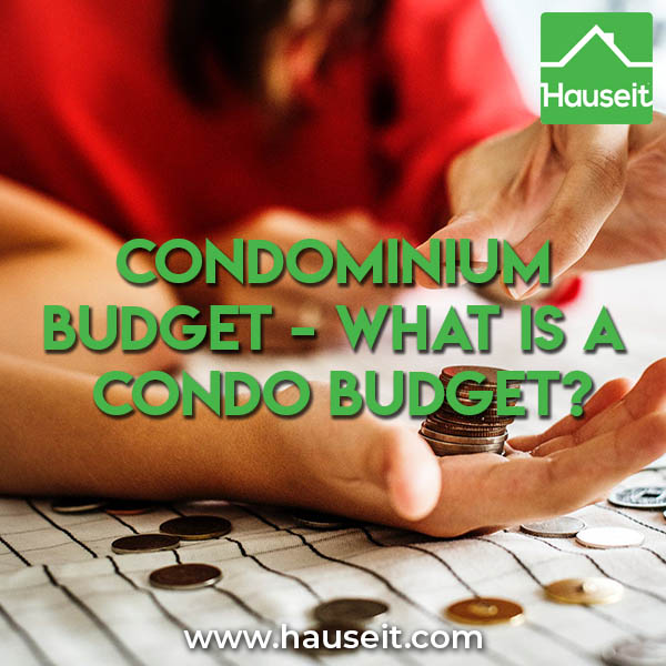 What does a condominium budget in NYC look like? What is a condo budget? Check out what a sample condo operating budget looks like!