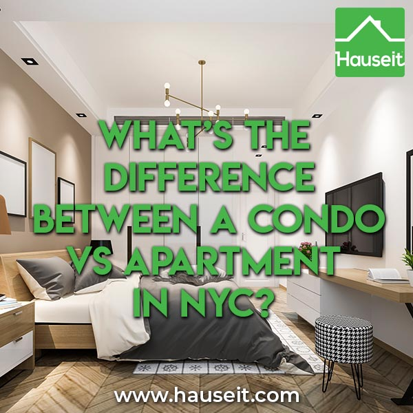 Apartment Vs Condo: What's The Difference Between A Condo Vs Apartment In NYC