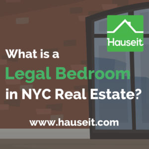 Minimum dimensions of 8 feet on either side. 2 forms of egress. Window of minimum 12 square feet. Learn what qualifies as a legal bedroom in NYC.