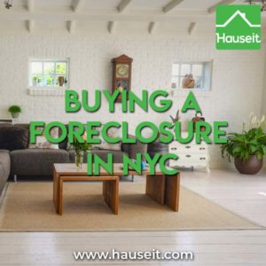 Buying a foreclosure, a short sale or a REO (real estate owned) is one of the most misunderstood topics in real estate. We'll teach you how to buy a foreclosure in NYC and what happens to a property from pre-foreclosure all the way to a property becoming a REO.