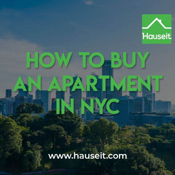 Complete guide on how to buy an apartment in NYC, from doing an initial rent vs own analysis to what to expect on closing day. This is a great primer for first time home buyers in New York City, and even seasoned real estate professionals will enjoy this as an in depth refresher of the apartment buying process in NYC.