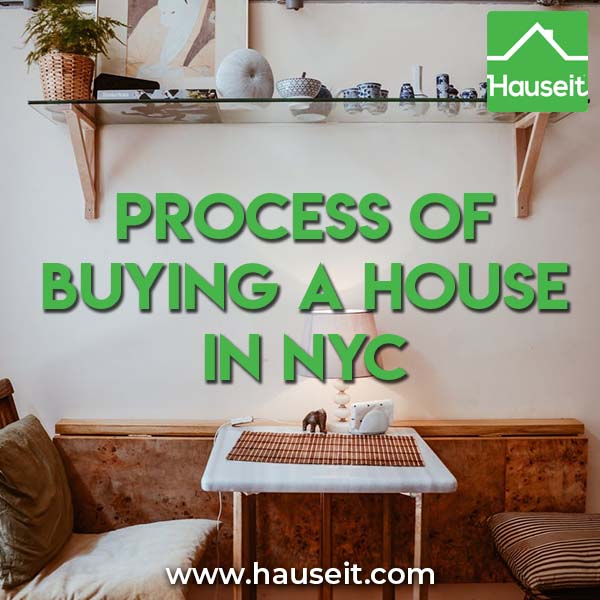 What's the step by step process of buying a house in NYC? What is the timeline from contract signing to closing for a property purchase in New York City? What kind of due diligence do you need to do for a house purchase vs a condo or co op apartment purchase? Do you need to do a home inspection or a survey reading?