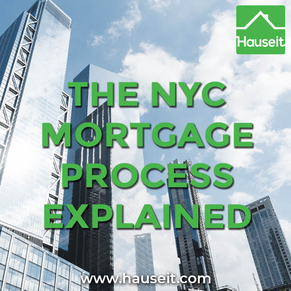 Who is the mortgage underwriter? What's the mortgage underwriting process like for NYC? What do banks include in the Debt to Income ratio? What's the step by step home loan process? We'll explain the mysterious mortgage process in NYC and what buyers should do from initially getting pre-qualified to closing day.
