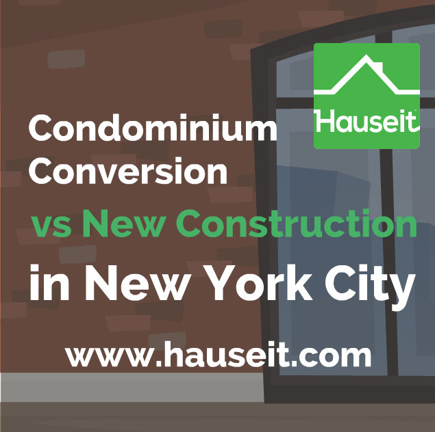 Buying a condominium conversion, rehabilitation or re-development is very different from buying a new construction condo in NYC. Whereas in a ground up new construction building everything is new, that is not the case with a condo conversion. Is the plumbing, electrical and roof new? Is the condo budget realistic?