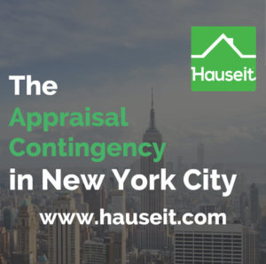 What is the appraisal contingency in real estate contracts in NYC? Is the appraisal contingency standard and included within the financing contingency? We'll explain everything you need to know about the appraisal contingency, go over common negotiating points and show you sample contract language in this article.