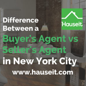 New Yorkers hear both terms so often. So what's the difference between a buyer's agent vs seller's agent in NYC? What are their duties and can one be both?