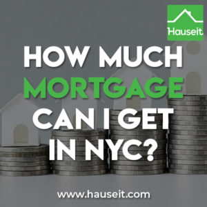 Given my income, expenses and other variables, how much mortgage can I get? Detailed overview of how to calculate your maximum mortgage loan size.
