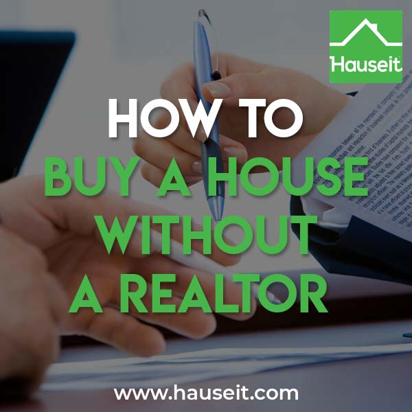 Buying a house without a Realtor is easy. There's no requirement for the buyer to have a Realtor; however, most sellers will have a listing agent representing them.
