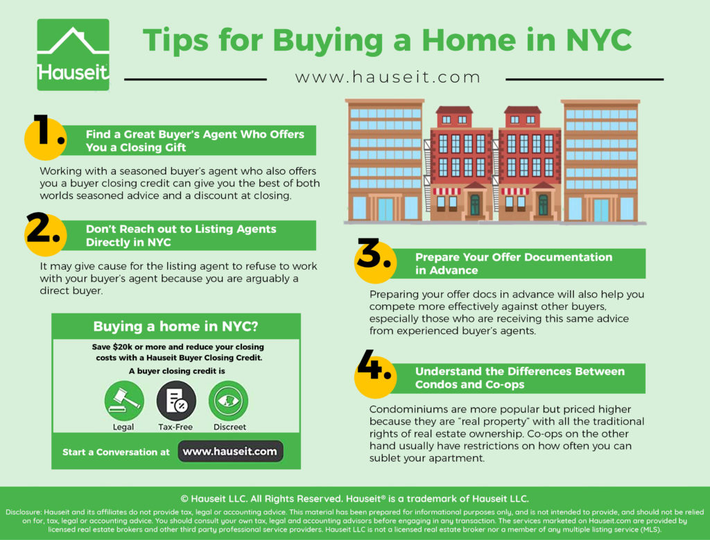5 Tips for Buying a Home in NYC