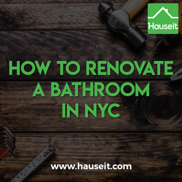 The cost of gut renovating a typical bathroom in NYC is between $20,000 to $50,000. A bathroom gut renovation is a stressful and time-consuming project.