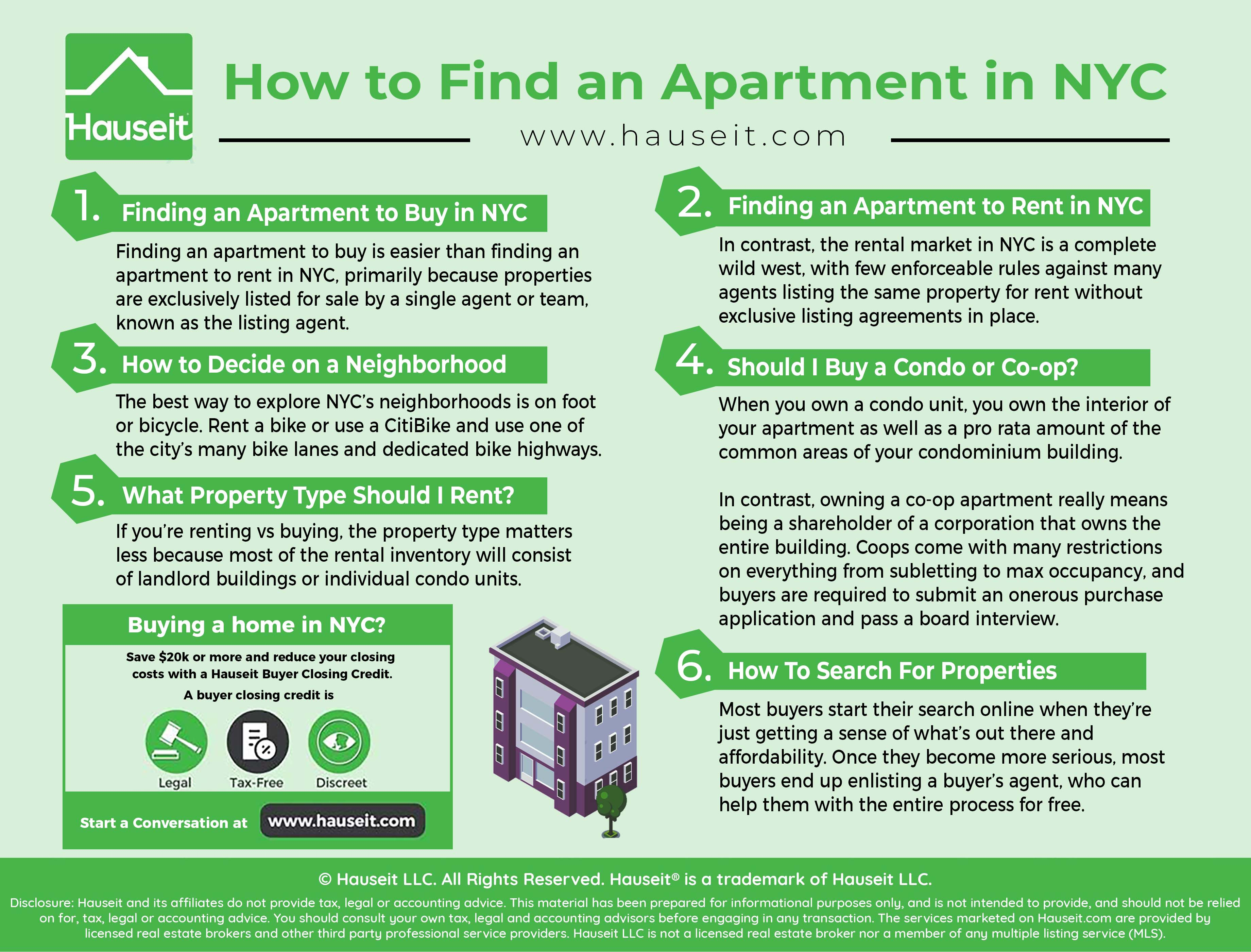 Finding An Apartment To Is Easier Than Rent In Nyc