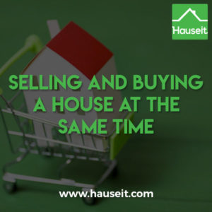 Work with the same agent and attorney on both deals when selling and buying a house at the same time. Line up contract signings and closing dates and more tips.