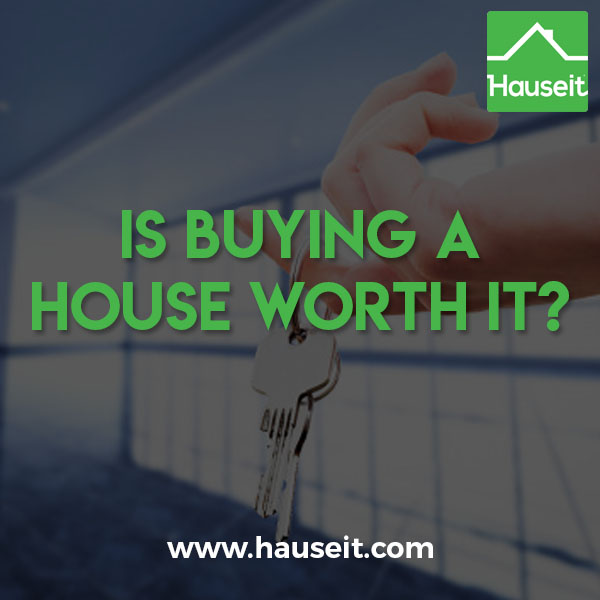 Is buying a house worth it given the upfront costs, property taxes, maintenance and illiquidity that comes with home ownership? We'll discuss all this and more.