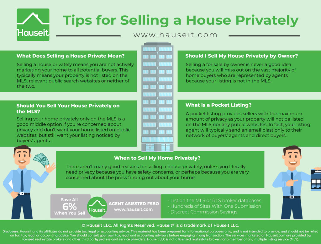 Tips for Selling a House Privately | Hauseit® NYC