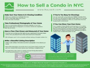 "Learning how to sell a condo in NYC is critical if you want to avoid wasting months of your life in an unsuccessful For Sale By Owner (""FSBO"") attempt."