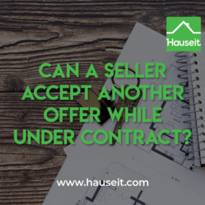 Can listing agents send out multiple contracts? Can a seller accept another offer while under contract? What if a contract isn't signed yet? Is it ethical?