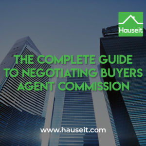 Can sellers re-negotiate the buyer agent fee after their home has been listed? Is it ok to do so? Advice for negotiating buyers agent commission and more.