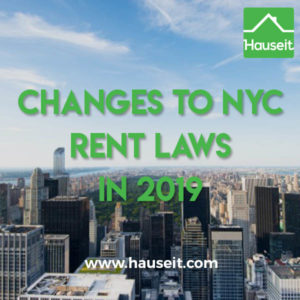 The Housing Stability and Tenant Protection Act of 2019 restricts apartment deregulation in NYC and strengthens tenant protections for rent-stabilized and market rentals.