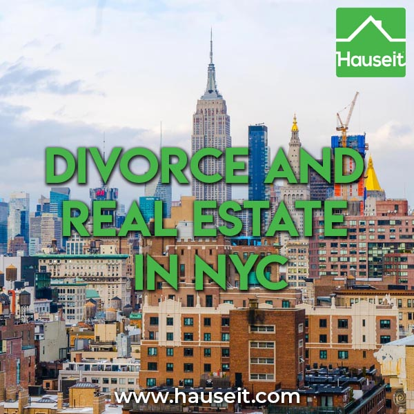 Divorce and real estate is easy if the divorcing couple agrees on who keeps the house or the split if sold, otherwise a judge will decide on what's fair.