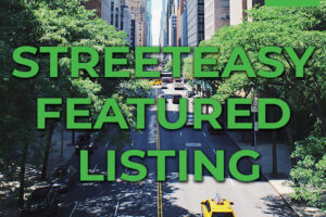 Boost your listing to the top of StreetEasy's search results with a featured listing. Increase the visibility of your listing on StreetEasy.