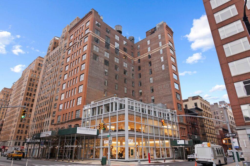 City Prairie Condo Building at 106 Seventh Avenue in Chelsea, Manhattan
