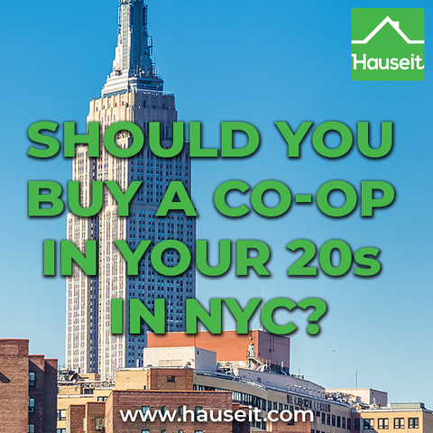 Buying a co-op in NYC in your 20s might be a good idea. However, there are many financial and lifestyle factors to consider before you buy a co-op apartment.