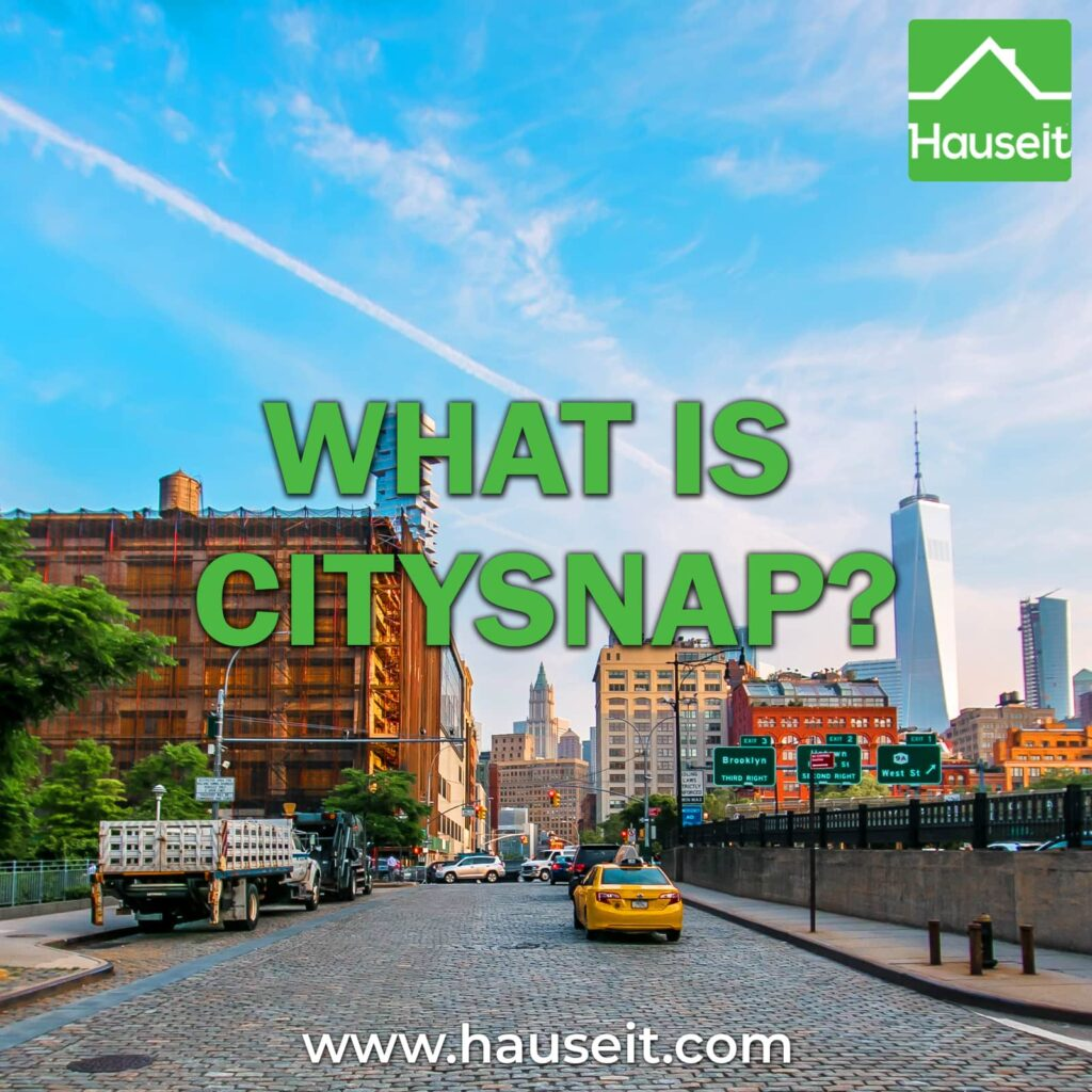 Citysnap is a consumer facing residential real estate search website in New York City operated by REBNY. It gives consumers access to RLS listing data.